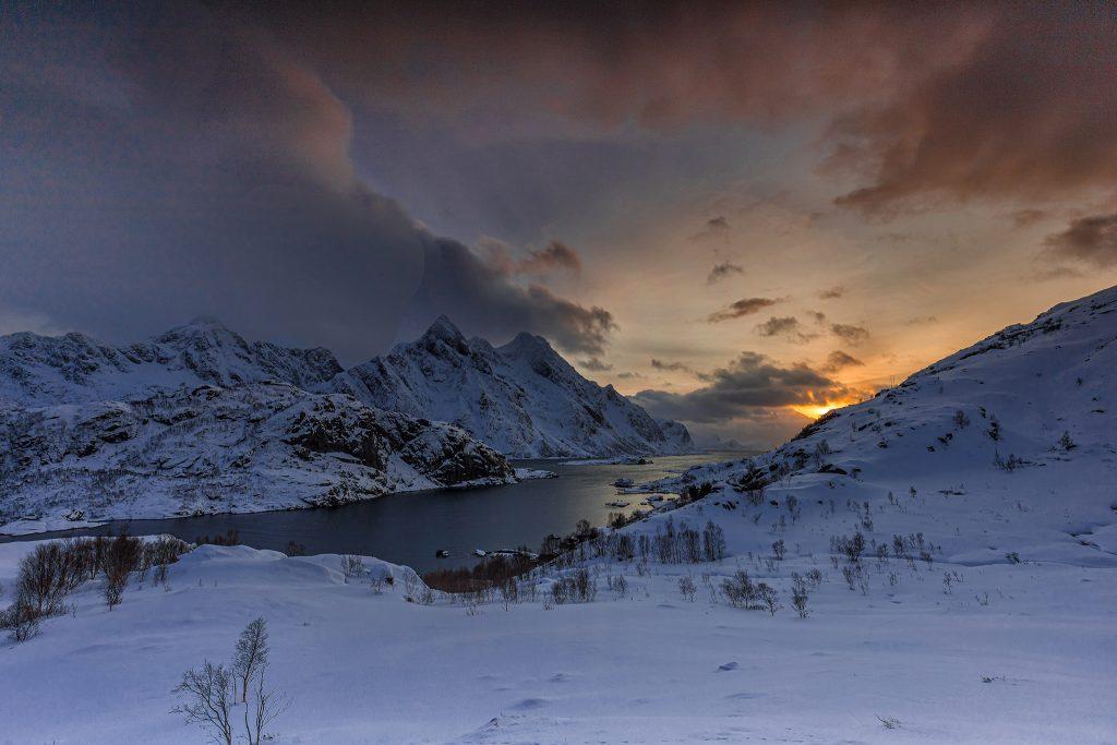 IMG_2899 Mærvollspollen Sonnenuntergang